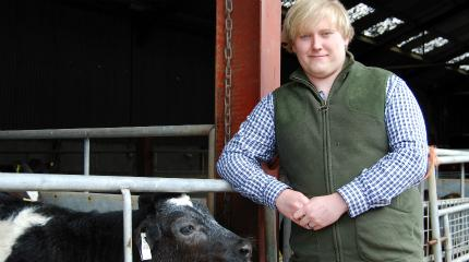 Student plans to 'bowl over' farming industry