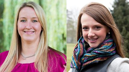 Two managers shortlisted for national Young Leaders Awards