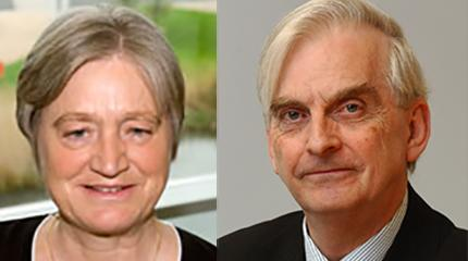 World-leading scientists to receive honorary degrees at Harper Adams Graduation 2015