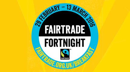 Fairtrade Fortnight comes to Harper Adams University