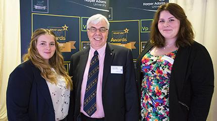 First Anglia Farmers scholarships goes to Sarah and Emily
