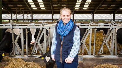 Student wins NFU Mutual award