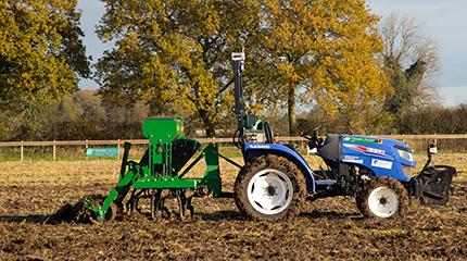 AHDB funding enables Hands Free Hectare return