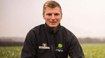 Harper alumnus in bid to become NFU vice-president