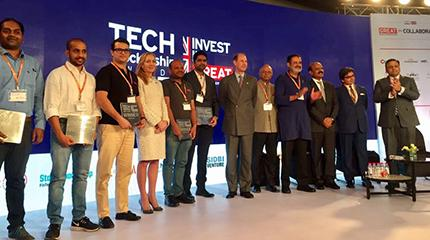 Harper Adams Engineering sponsors India Tech Rocketship Awards