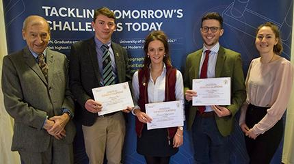 CLA Charitable Trust doubles scholarship award