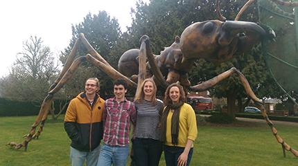 Harper students' success in Royal Entomological Society competition