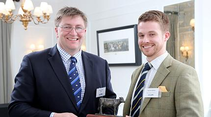 Paddy Denny brings RABDF Dairy Student of the Year title to Harper Adams for fourth year running