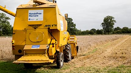 Hands Free Hectare shortlisted for BBC Food and Farming Award