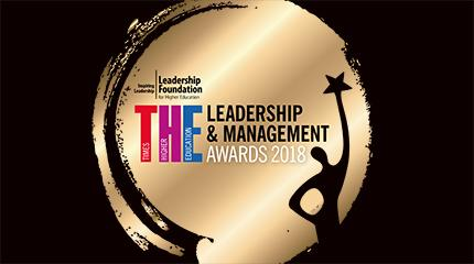 Three national awards shortlistings for Harper Adams leadership