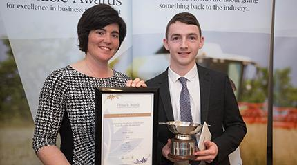 Students receive first and third prize in Pinnacle Awards