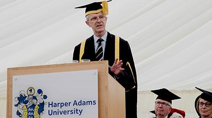 Graduation 2018: Vice-Chancellor shares his highlights from the last year