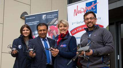 Artificial Intelligence (AI) and robotics coming to Newport as new Innovation Zone launches at popular agricultural show