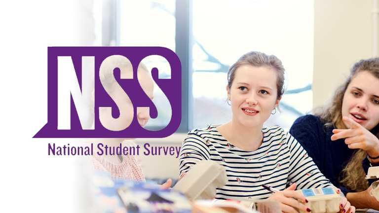Harper Adams joint first university in England for student satisfaction, survey reveals