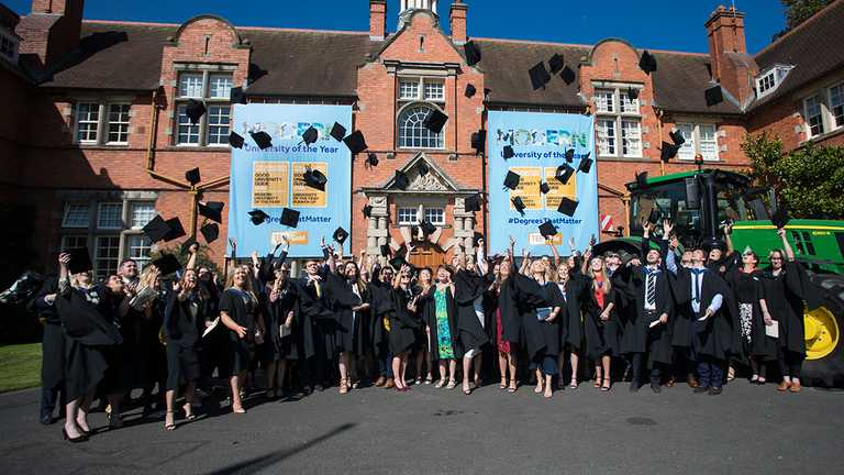 "Harper Adams University graduates ""are most logical in the UK"""
