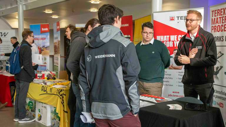 Careers fair attracts more than 130 businesses