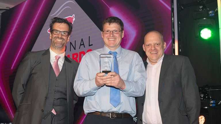 Harper Adams Pig Unit wins top prizes at National Pig Awards