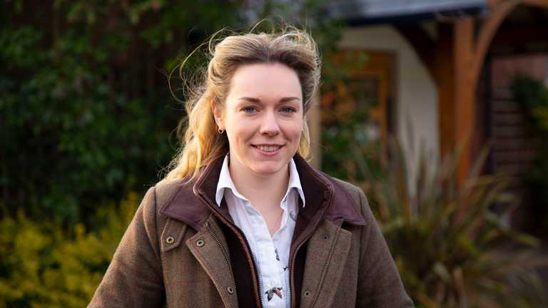 Harper Adams student named Dairy Student of the Year 2020