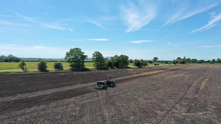 Hands Free Farm successfully completes first drilling operation