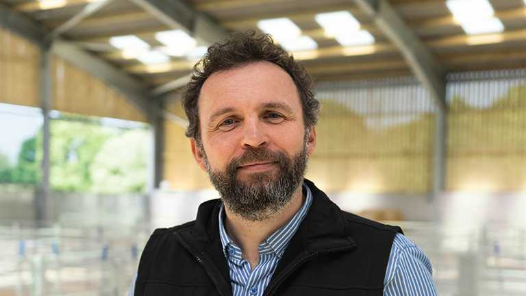 Sustainable livestock systems expert appointed as Deputy Vice-Chancellor