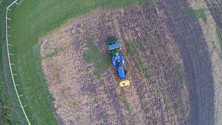 "Commercialisation of crop robots in Europe ""stymied by regulation"""