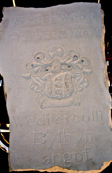 The Gethin Webb Memorial Stone