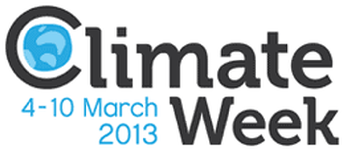 Climate Week - March 4-10, 2013