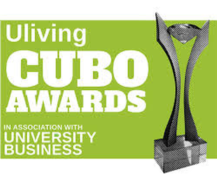 The shortlisting is for a CUBO award