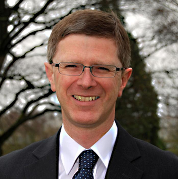 Vice-Chancellor Dr David Llewellyn