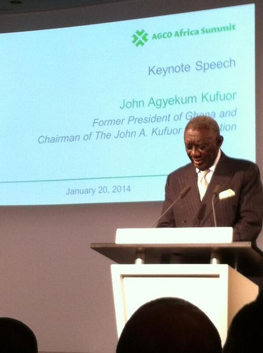 John Kufuor, Climate Change Special Envoy for the UN