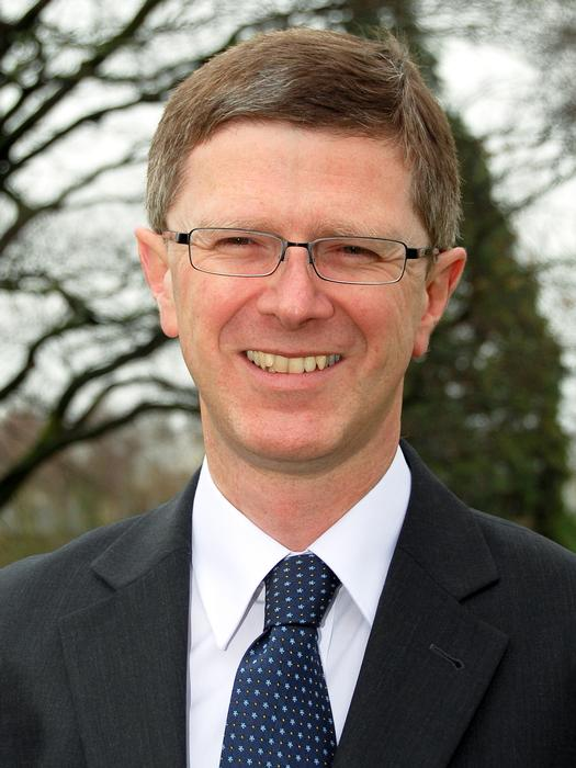 New Marches LEP board member, Dr David Llewellyn