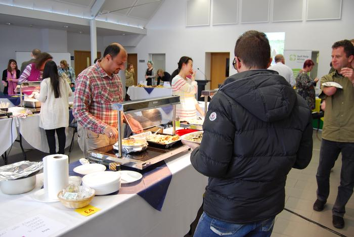 World Food Day celebration at Harper Adams