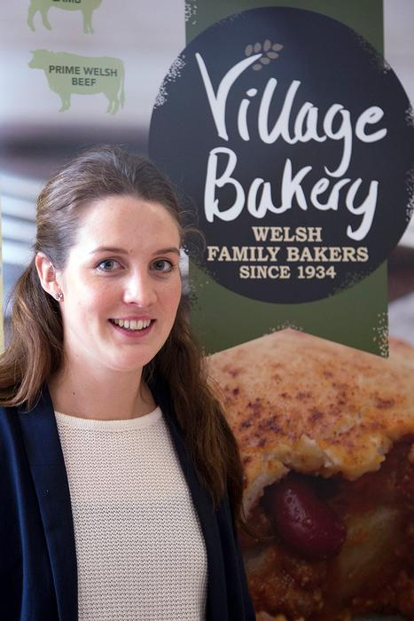 Lauren Roberts from Village Bakery