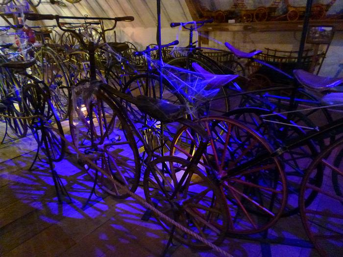 Bicycles by Caroline Stanford Billington