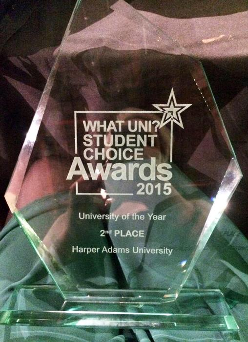 The What Uni Student Choice Award for Student Support