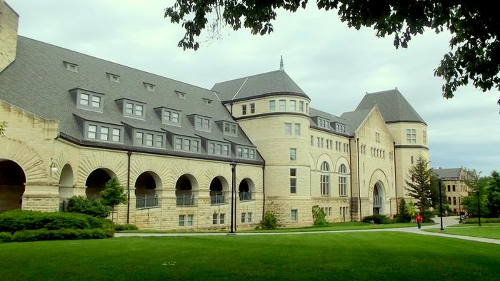 The Hale Library at K-State
