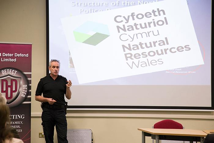 Sgt Rob Taylor, North Wales Police
