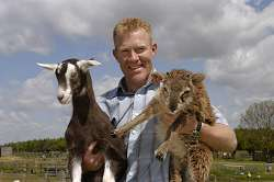 Adam Henson - photograph copyright Julian Calder