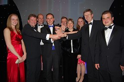 Times Higher Education award for Outstanding Contribution to Sustainable Development