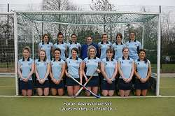 The Harper Ladies Hockey 1sts - copyright Ian Horsman of Triple Effect, Bridgnorth