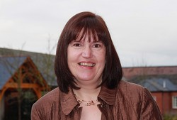 Director of Marketing and Communications, Lorraine Westwood