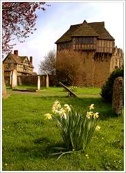 Stokesay Castle - an example of a photograph which would fit the theme (By Alan Lees)