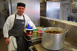 Head Chef, Wayne Wright