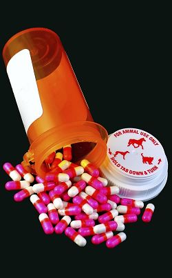 Animal medicines are strictly regulated
