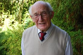 Mr Bill Burrell, used to work at NIAB and recorded the lowest ever temperature in England.
