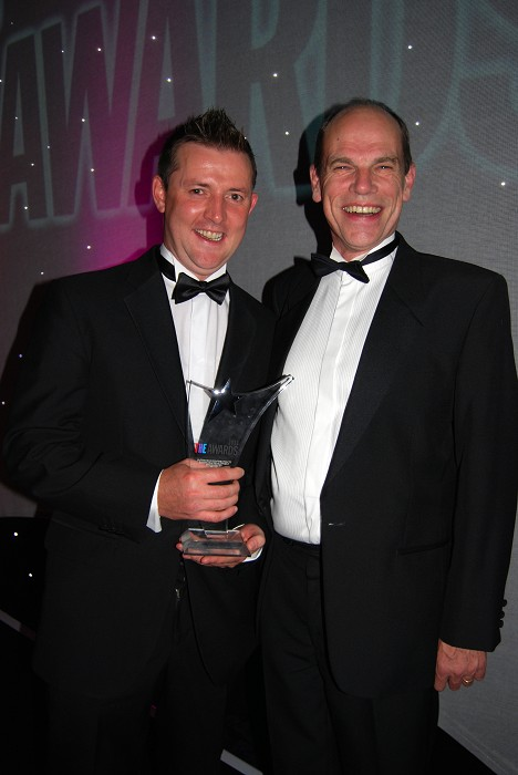 AD Plant Manager James Wood and AD Project Manager Paul Rigg