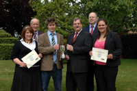 The NatWest Award Winners and Judges