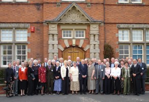 The Class of 1957 to 1959 Return to Harper Adams for a Golden Reunion