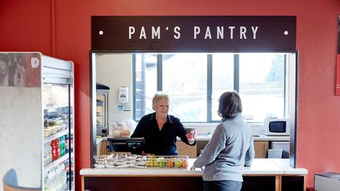 Pam's Pantry (B-Block)