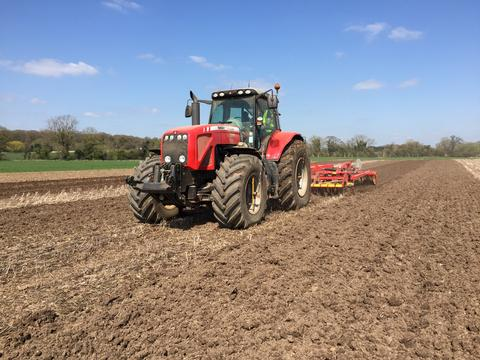 Soil cultivations